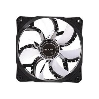 Antec Rainbow 12cm RGB Case Fan with Lighting Controller Anti-vibration Pads Hydraulic Bearing