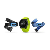 Garmin Forerunner 935 Black & Grey Tri-Bundle