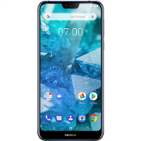 "Nokia 7.1 Blue 5.8"" 32GB 4G Unlocked & Sim Free"