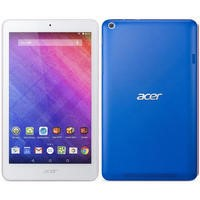 "Refurbished Acer Iconia One 8"" 16GB Tablet in Blue"