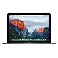 New Apple MacBook Intel Core M3 1.1GHz 8GB 256GB 12 Inch OS X 10.10 Yosemite Laptop in Space Grey