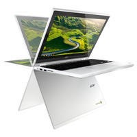 "Refurbished Acer CB5-132T-C0DF 11.6"" Intel Celeron N3050 1.6GHz 2GB 16GB Chrome OS Convertible Touchscreen Chromebook"