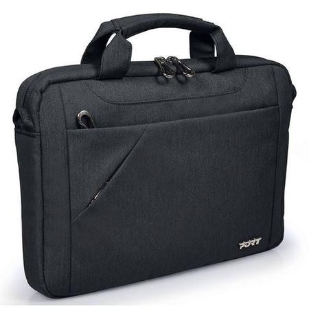 "Port Design Sydney Top Loader Bag for 13"" - 14"" Laptops in Black"