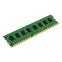 Kingston 4GB DDR3 1600MHz DIMM Memory