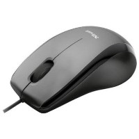 Trust Carve USB Optical Mouse in Black