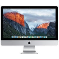 "Refurbished Apple iMac 27"" 5K Intel Core i5 3.2GHz 8GB 1TB AMD Radeon R9 M380 2GB OS X 10.12 Sierra Multi-Touch All In One - 2015"
