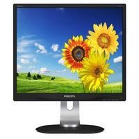"Philips 19"" 19P4QYEB HD Ready Monitor"