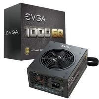EVGA GQ Series 1000W 80 Plus Gold Hybrid Modular Power Supply