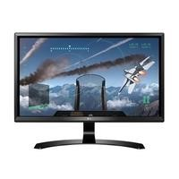 "LG 24"" 24UD58 IPS 4K Ultra HD Freesync HDMI Gaming Monitor"