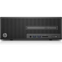 HP 280 G2 Core i3-7100 4GB 128GB SSD DVD-Writer Windows 10 Professional Desktop