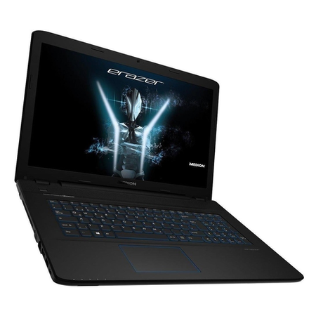 30024221 Medion Erazer P6689 Core i7-8550U 8GB 1TB GeForce GTX 1050 15.6 Inch Windows 10 Gaming Laptop