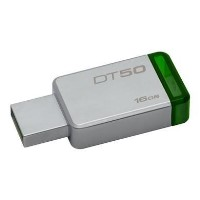 Kingston DataTraveler 50 16GB USB 3.1 Flash Drive