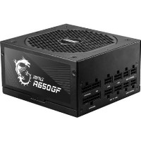 MSI MPG A650GF 650W 80 Plus Gold Modular Power Supply