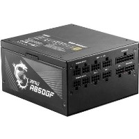 MSI MPG A850GF 850W 80 Plus Gold Fully Modular Power Supply
