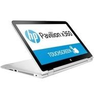 "Refurbished HP Pavilion x360 15-bk057sa 15.6""  Intel Core i3-6100 2.3GHz 8GB 1TB Touchscreen Convertible Windows 10 Laptop"
