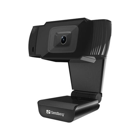 Sandberg USB Webcam with Microphone 5 Year Warranty