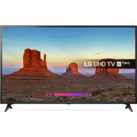 "LG 43UK6200PLA 43"" 4K Ultra HD Smart HDR LED TV with Freeview HD and Freesat"