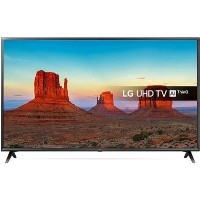 "LG 55UK6300PLB 55"" 4K Ultra HD HDR LED Smart TV with Freeview HD and Freesat"