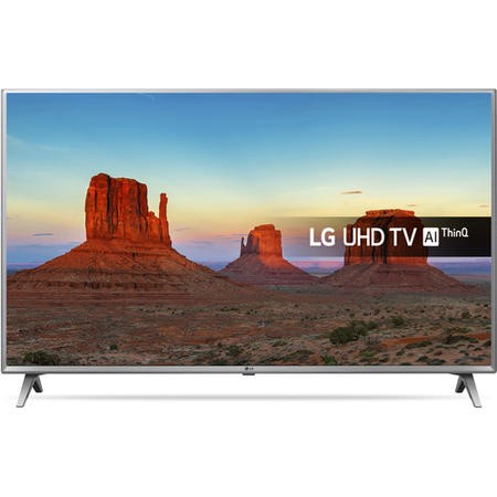"65UK6500PLA LG 65UK6500PLA 65"" 4K Ultra HD HDR LED Smart TV with Freeview HD and Freesat"