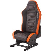 X Rocker Racing Drift 2.1 Audio Gaming Chair - Black / Orange