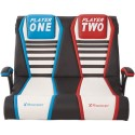 5111301 X Rocker Dual Rivals 2.1 Double Wide Gaming Chair - Black / White