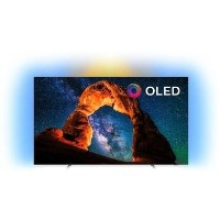 "Grade A1 - Philips 55OLED803/12 55"" Smart 4K Ultra HD HDR OLED TV"