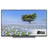 "Toshiba 55U5766DB 55"" 4K Ultra HD LED Smart TV with Freeview HD and Freeview Play"