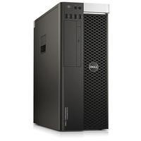 Dell Precision T5810 Intel Xeon E5-1650-v3 16G 2TB DVD-RW Quadro K2200M Windows 7 Professional Works