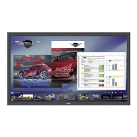 "55"" Black Interactive Display Full HD 700 cd/m2 24/7 Operation"