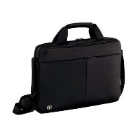 "Wenger Format 14 - 15.6"" Laptop Case with Tablet Pocket in Black"