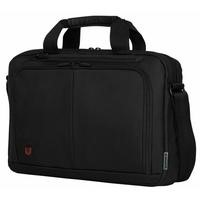 "Wenger Source 14"" Briefcase in Black"