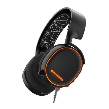 SteelSeries Arctis 5 2019 Gaming Headset in Black