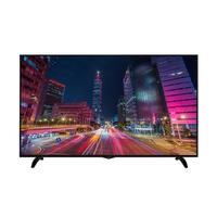 "Techwood 65"" 4K Ultra HD Smart LED TV with Freeview HD and Freeview Play"