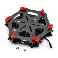 DJI S900 Spare Center Frame With Top & Bottom Boards