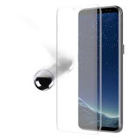 OtterBox Alpha Glass - Screen protector - Clear - for Samsung Galaxy S8