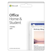 Office Home and Student 2019 - Lifetime Subscription for 1 User - Electronic Download