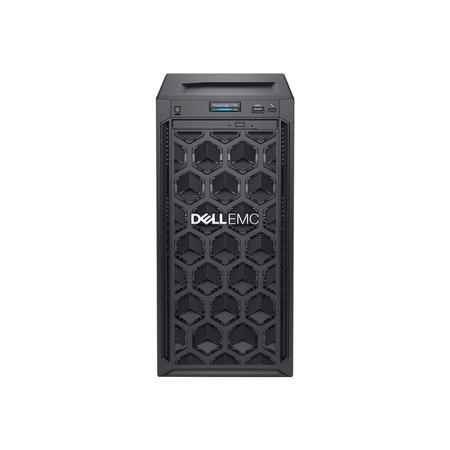 Dell EMC PowerEdge T140 MT - Xeon E-2124 3.3 GHz - 8 GB - 1 TB