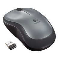 Logitech Wireless 2.4GHz Mouse M185 - Black/Grey