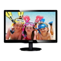 "Philips V-line 200V4QSBR 20"" Full HD Monitor"