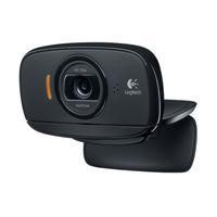 Logitech B525 HD Webcam - Black