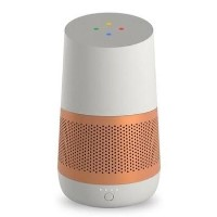 Ninety7 LOFT Portable Speaker for Google Home - Copper