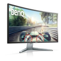 "BenQ EX3200R 31.5"" IPS FreeSync Full HD HDMI Curved Monitor"