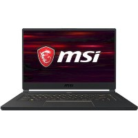 MSI GS65 Stealth Core i7-8750H 16GB 512GB SSD 15.6 Inch 144Hz GeForce RTX 2070 Windows 10 Home Gaming Laotop