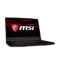 MSI GF63 Thin 9SCSR-1069UK Core i5-9300H 8GB 256GB SSD 15.6 Inch GeForce GTX 1650Ti Windows 10 Gaming Laptop