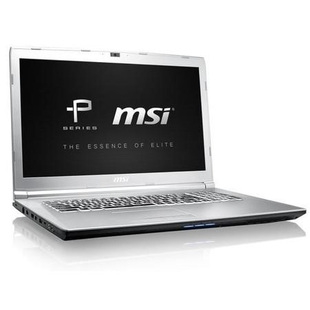 MSI PE72 8RD Core i7-8750H 8GB 1TB HDD + 128GB SSD 17.3 Inch GeForce GTX 1050Ti Windows 10 Gaming Laptop