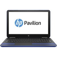 "Refurbished HP Pavilion 15-au183sa 15.6"" Intel Core i5-7200U 2.5GHz 8GB 1TB DVD-RM Windows 10 Laptop in Blue"