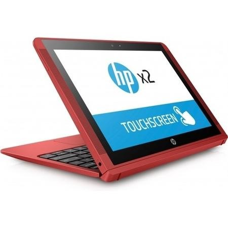 A1/Z3D78EA Refurbished HP 10-P007NA Intel  Atom X5-Z8350 2GB 32GB 10.1 Inch Windows 10 Touchscreen Convertible Laptop in Red