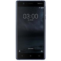 "Nokia 3 Tempered Blue 5"" 16GB 4G Unlocked & SIM Free"
