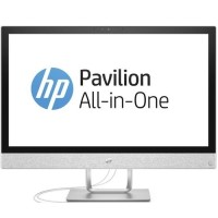 Refurbished HP Pavilion 24-r101na AMD Ryzen 5 2500U 8GB 1TB Radeon RX Vega 8 Windows 10 All in One