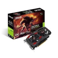 Refurbished Asus Cerberus GeForce GTX 1050Ti 4GB GDDR5 OC Edition Graphics Card